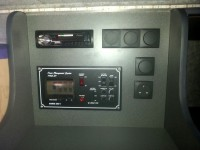 Power management system fitted in van by Céide Campervan Conversions, Donegal, Ireland